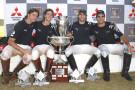 Campeonato Brasileiro - São José Polo campeã em 2008 (crédito Melito Cerezo)