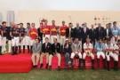Premiação da Super Nations Cup (crédito/FIP)