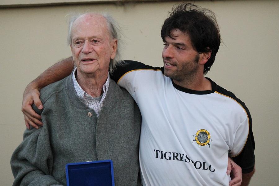 Ronnie Scott (à dir.) e José Klabin (crédito/30jardas)