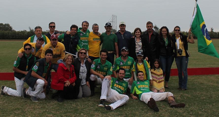 Delegação brasileira (crédito/Beto Ribeiro)