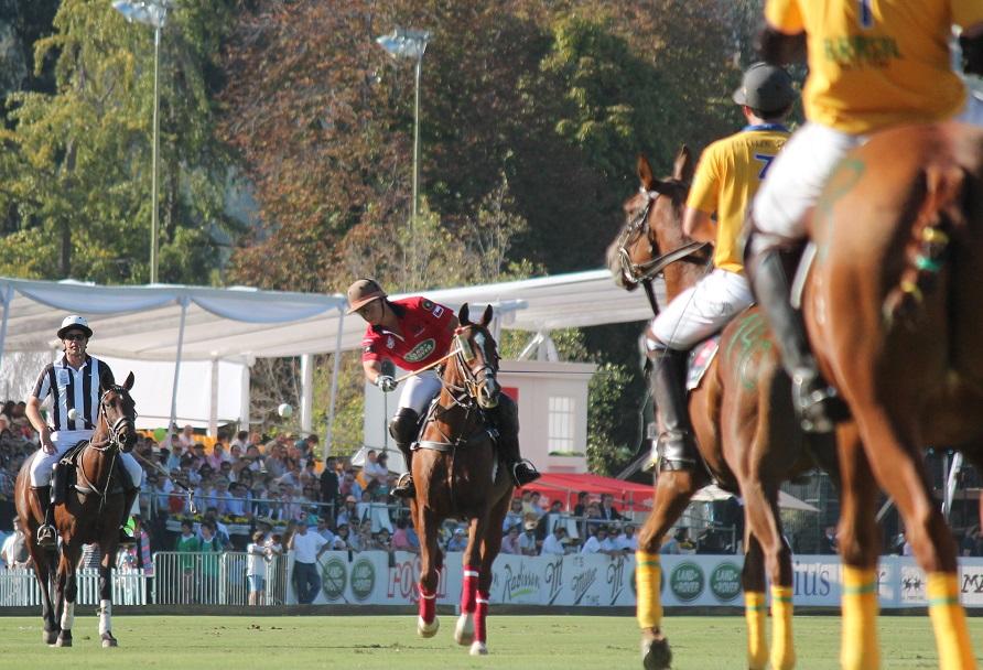 Felipe Vercellino foi destaque na vitória do Chile sobre o Brasil (crédito – 30jardas.com.br)