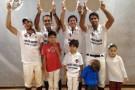 Equipe Mata Chica, campeã do Torneio Cícero Junqueira Franco (crédito – CT VR)
