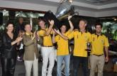 equipe campeã da copa armando klabin - crédito da foto jorge russo baumann - itanhangá golf club