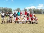 Alguns dos participantes do Campeonato de Polo Comando Militar do Sul (crédito - Carlos Santos)